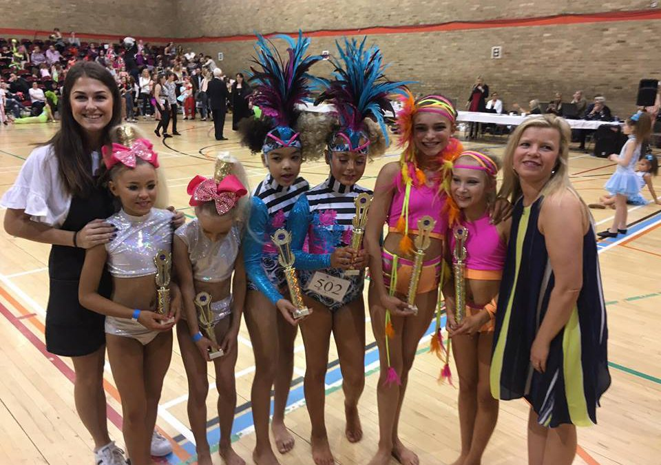 Bodyrockerz Pupils Success at The North East Area Nationwide Junior Freestyle and Rock N Roll and Adult Slow Qualifier 2017