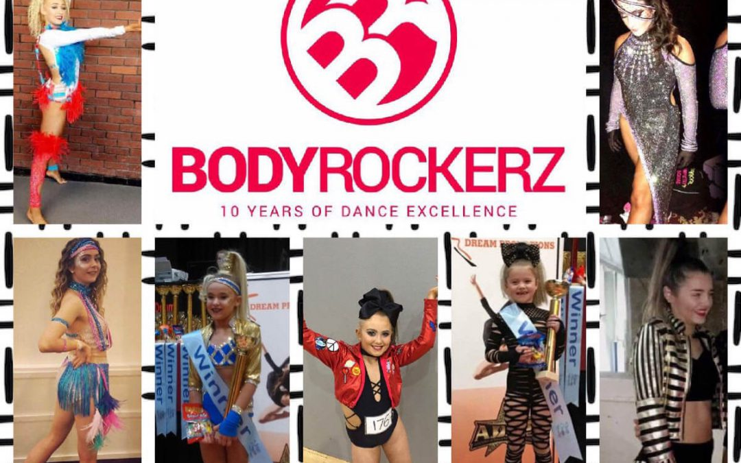 Bodyrockerz attending the Freestyle World Championships!