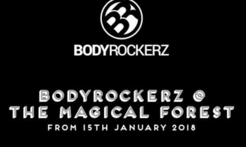 New Bodyrockerz Preschool Class For All Ages Starts Monday 15th Jan @Magical Forest Play Gym