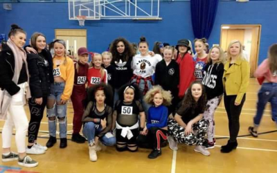 Good Luck Bodyrockerz Street pupils today at the IDTA Nationwide Street Dance Finals 2018